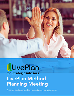 LivePlan Planning Meeting