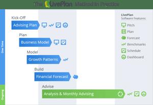 LivePlan Method in Practice