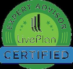 Certified LivePlan Expert Advisor