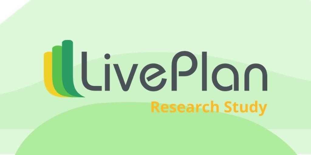 LivePlan research study