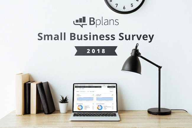 Bplans Small Business Survey 2018